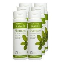 Szampon do Włosów Normalnych i Przetłuszczających się z Olejkiem Herbacianym, Cytryną i Miętą Bentley Organic - KARTON, 6 szt.