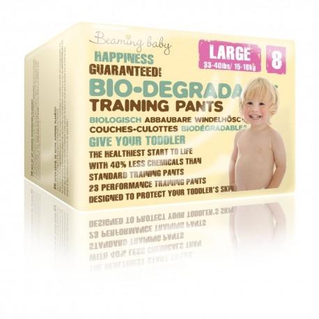 Beaming Baby jednorazowe biodegradowalne majteczki treningowe, L, 23 szt.