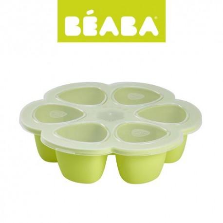 Beaba Silikonowy pojemnik do mrożenia 6 x 90 ml