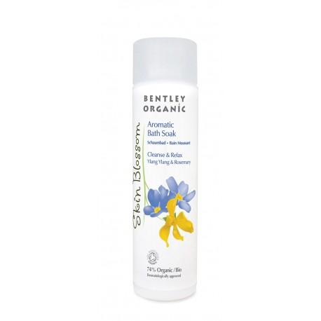 Bentley Organic, Aromatyczne mleczko do kąpieli, Skin Blossom, 300ml