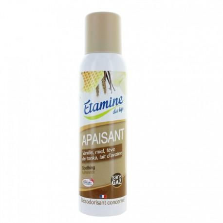 Etamine du Lys, skoncentrowany oczyszczacz i odświeżacz powietrza w sprayu zapach Uspokajający 125 ml