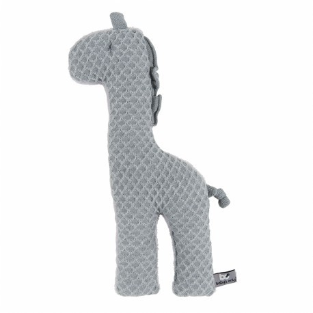 Baby's Only, Sun Żyrafa przytulanka, 40 cm, szara