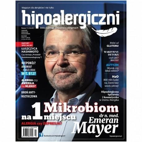 HIPOALERGICZNI MAGAZYN DLA ALERGIKÓW -  KWARTALNIK Numer 11 (14) 2017