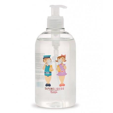 Bubble and CO, Organiczne Mydło w Płynie dla Dzieci 500 ml