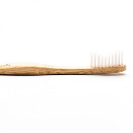 Humble Brush, Bambusowa szczoteczka do zębów, biała