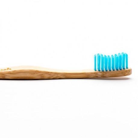 Humble Brush, Bambusowa szczoteczka do zębów, niebieska