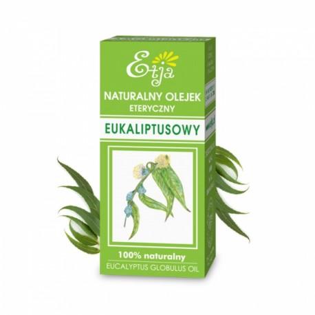Etja, Olejek Eteryczny Eukaliptusowy, 10ml