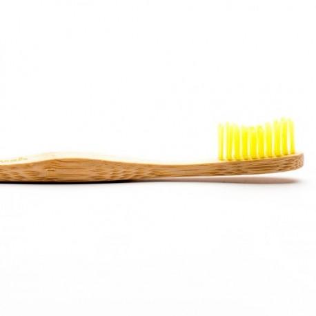 Humble Brush, Bambusowa szczoteczka do zębów, żółta