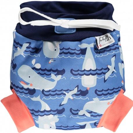 Close, Pieluszka do pływania, Whale, 2XL