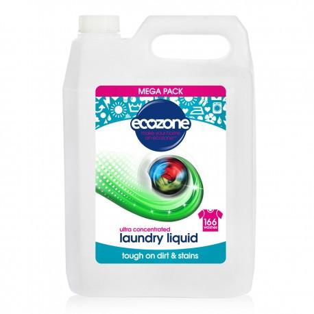 Ecozone, Bio płyn do prania skoncentrowany Bio, 166 prań, 5L