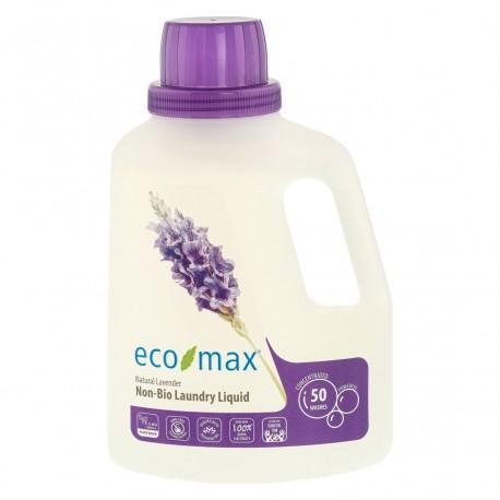Eco-Max, Płyn do prania, lawenda, 50 prań, 1,5L
