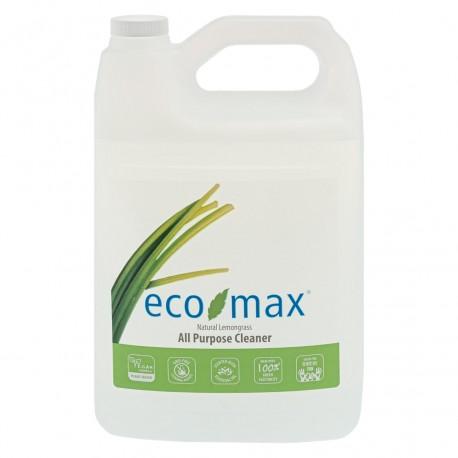 Eco-Max, Płyn do wszelkich powierzchni, trawa cytrynowa, 4L