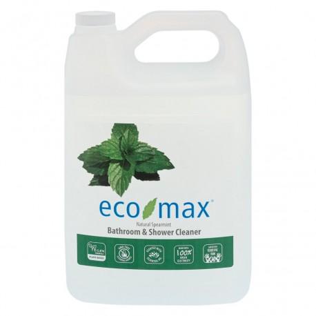 Eco-Max, Płyn do czyszczenia łazienki, kabiny prysznicowej, mięta, 4L