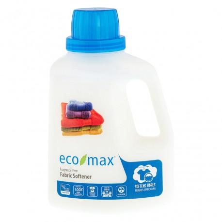 Eco-Max, Zmiękczacz do prania, bezzapachowy, 1,5L