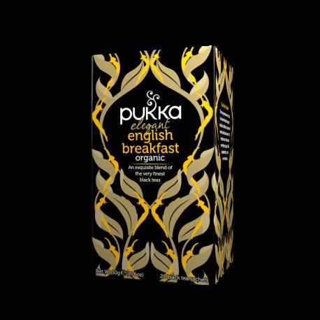 PUKKA, Elegant English Breakfast