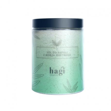 HAGI, Sól do kapieli z Morza Martwego, 1200g