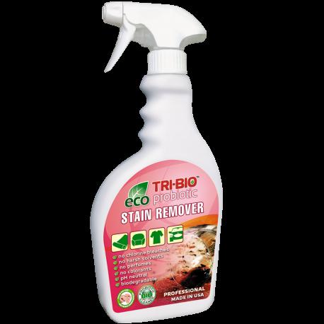 TRI-BIO, Ekologiczny Spray do Usuwania Plam z Dywanów i Mebli, 420 ml