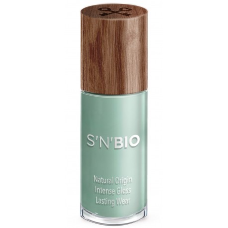 SnBio, Lakier do paznokci, Aloe, 8 ml
