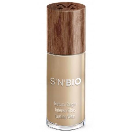 SnBio, Lakier do paznokci, Nuts, 8 ml