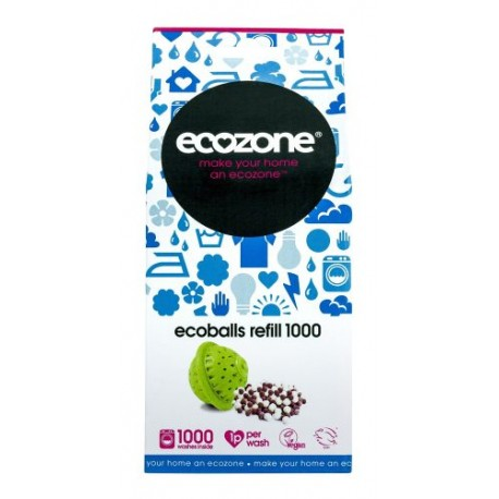 Ecozone, Ecoballs Granulki do Kul Piorących, 1000 prań