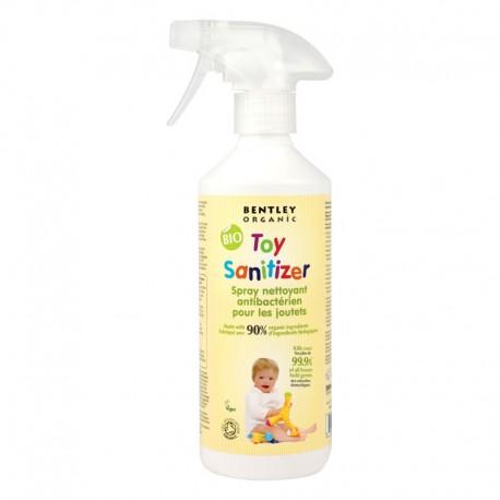 Bentley Organic, Dziecięcy Spray Dezynfekujący do Mycia Zabawek, 500ml