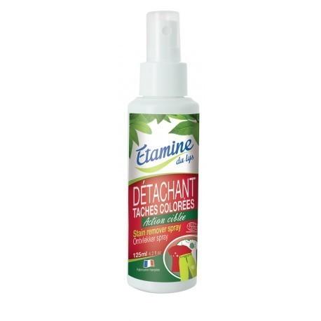Etamine du Lys, Spray do Usuwania Plam z Tkanin Białych i Kolorowych, 125ml